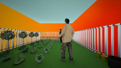 Community Garden - by Minnah