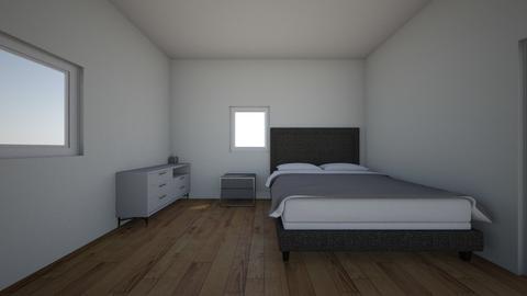 nehemiah bed room - Bedroom  - by nehemiah carpenter