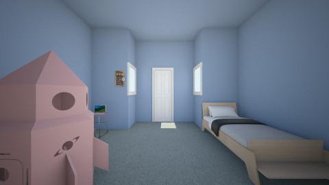 KidsRoom - Classic - Kids room  - by vatom00