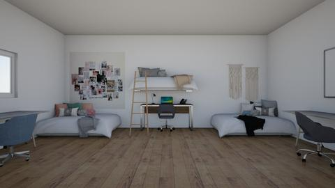 3 in one - Bedroom  - by LilLil