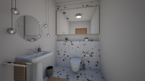 76546 - Bathroom  - by AleksandraZaworska98