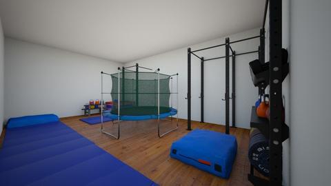 A Gym For Gymnastics - by SMRiley