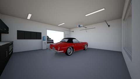Car wash shop_indoor 3 - by saratevdoska