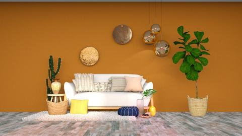 Bright Living - Living room  - by Parakeet