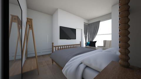 mount Gould - Bedroom  - by ljay12