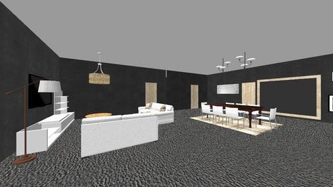 casa de tizi - Modern - Bathroom  - by braese