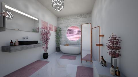 cherry - Bathroom  - by julia20122008
