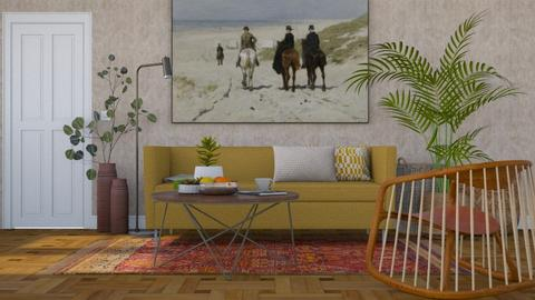 21st of May - Modern - Living room - by HenkRetro1960