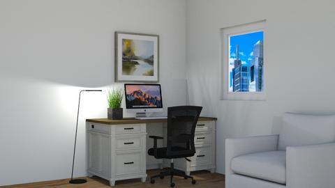 Cozy Corner - Office  - by Na Fam