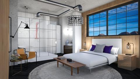 Weekend Stay - Modern - Bedroom  - by 3rdfloor