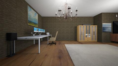 mijn droomkamer  - Bedroom  - by BuijsL