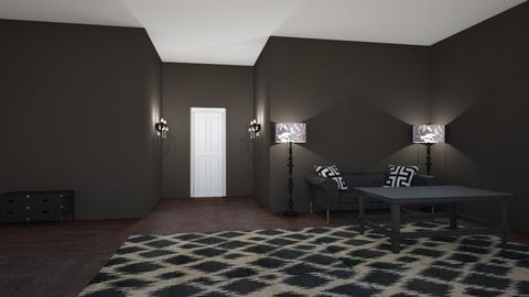 Grey  - Bedroom  - by MacKenzieAnn