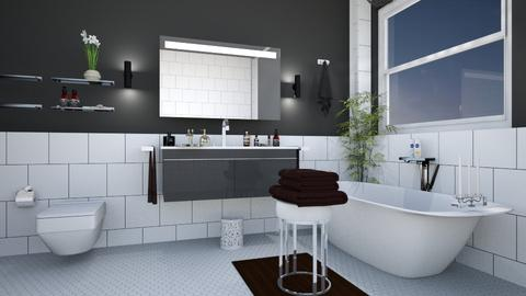 interior  - Modern - Bathroom  - by zayneb_17