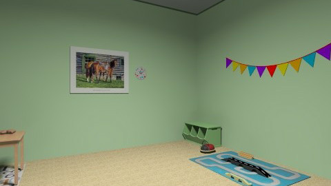 Kiddie Playroom - Classic - Kids room  - by MyFutureHome