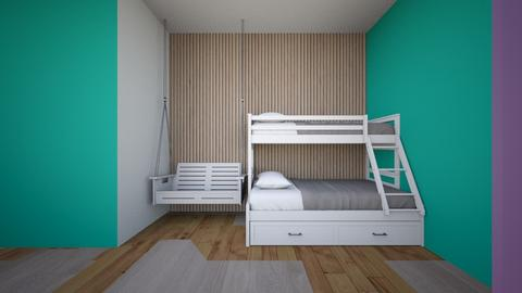 The Dream Bedroom N2 - Kids room  - by SuS_pEaNuT