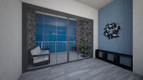 habitacio marina - Modern - Bedroom  - by Marina Amayuelas