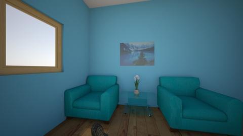 livingroom - Living room  - by kwiatowa pandzia