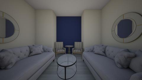 Formal Balance  - Living room  - by kfulb5816