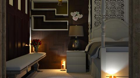 bedroom - Modern - Bedroom  - by Malshi