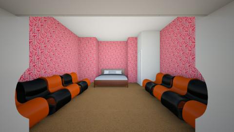 dream house - Glamour - by Rhyan Franklin