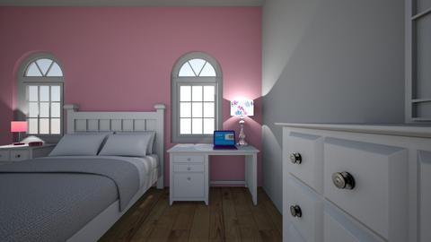 Dream Bedroom - Bedroom - by BrylieK