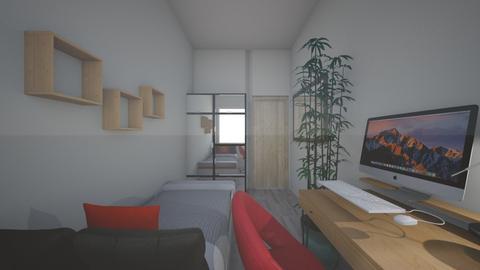 Habitacion 3 - Bedroom  - by Pablo444477