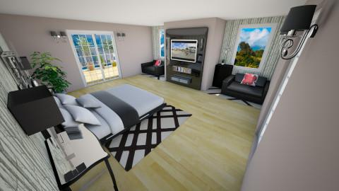 Bedroom 1 - Rustic - Bedroom - by lksweet21