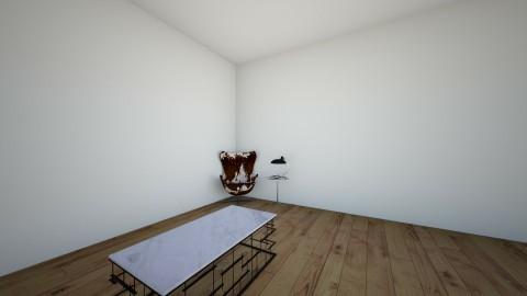 deede - Living room - by Lara Sebti