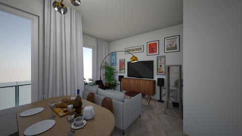 84 - Living room  - by TDB Nieruchomosci