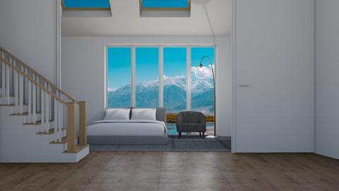 FLR bed room - Bedroom  - by MillieBB_fan