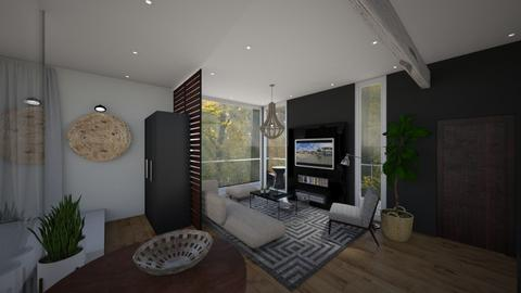 H3 - Living room  - by valerietegenbos
