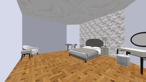 teen - Bedroom - by Maddie0712