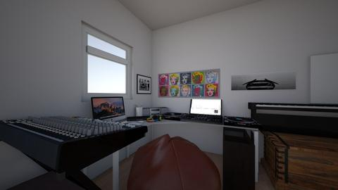 ygnj - Bedroom - by Aifei