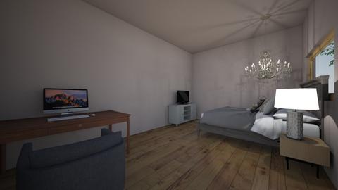 sofia - Modern - Bedroom  - by sofiapazarribas