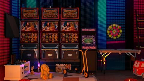 Gaming Room - Modern - by malithu damsath