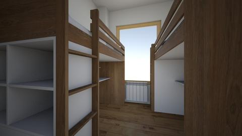 habitacion - Kids room  - by rccascallana