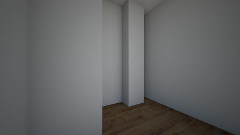 Tony room  - Minimal - Bedroom - by tonyroig