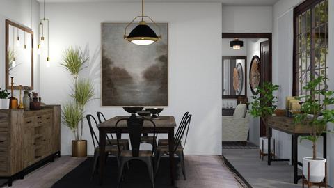 Eetkamer - Dining room - by BFactor