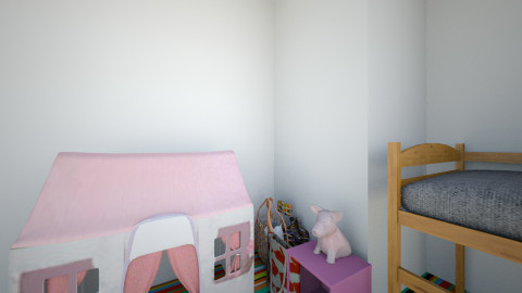 cool house - Global - Kids room - by AmeliaT