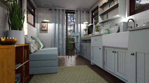 tiny house eclectic - by Bonnie Chappell