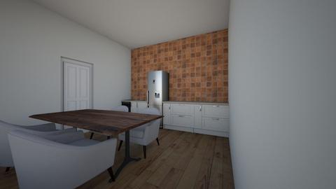 ny kit - Kitchen - by LeLebear