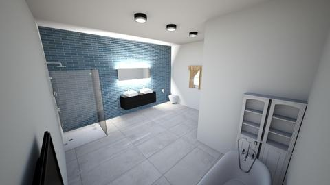 Bathroom design - Bathroom - by mkduff