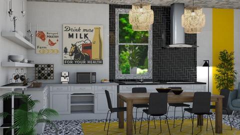 fhx - Kitchen  - by likuna485