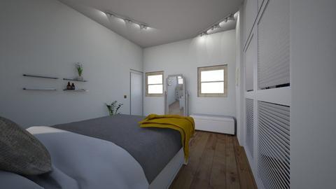 Gracie Jetts Bedroom - Rustic - Bedroom  - by GracieJett