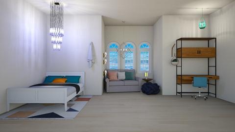 room - Bedroom  - by Pompompudding