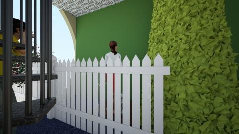Jadas future home with - Bedroom  - by Lauren432