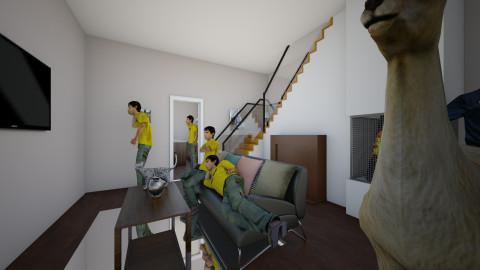 Alberto house 1 - by christmas llamaberto kwaii