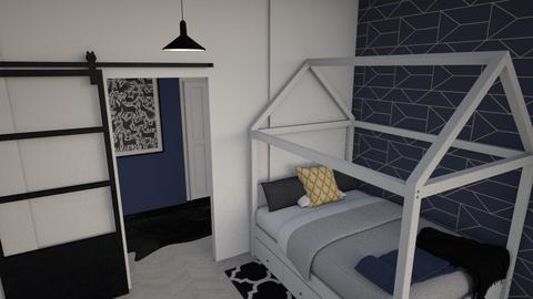 Bedroom 3 - Kids room  - by Merdog