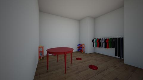 set design - by Debisunique23