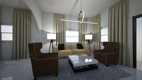 uma ref ken - Living room - by jfx